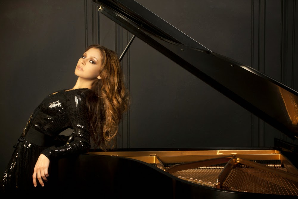Miami Symphony Orchestra: Gran Season Opening Featuring Russian-American Pianist Lola Astanova