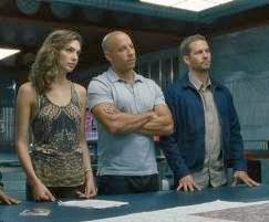 Gal Gadot lands role of Wonder Woman - pictured here with Vin Diesel and Paul Walker in Fast and Furious 6