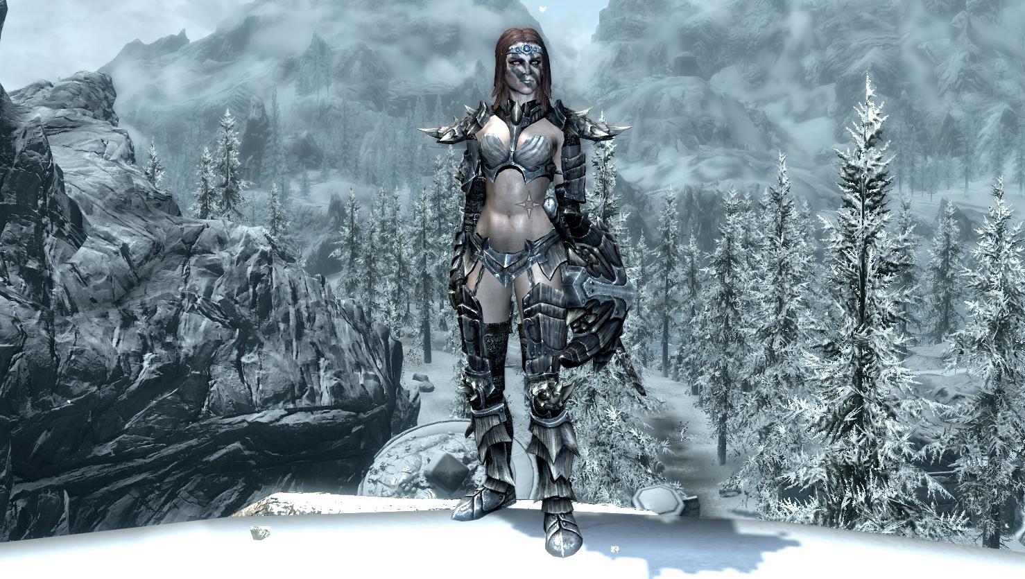 Skyrim Sexy Armor Mod