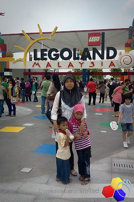 mknace unlimited™ | Legoland Getaway 16/9 updated