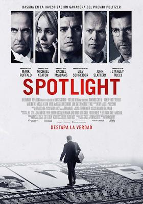 Póster de Spotlight