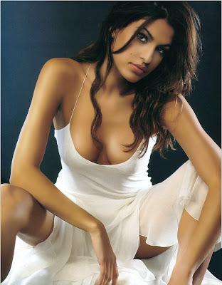 natural beauty woman body
