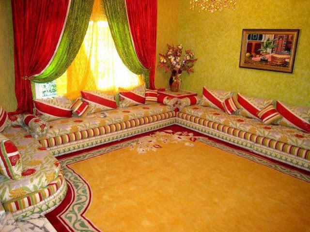 الصالونات المغربية بالوان زاهية 6.jpg