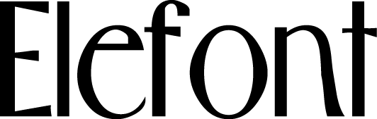 elefont
