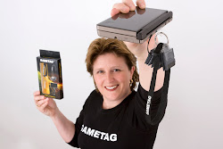 Gametag, Console, Game Case, Game Holder; Janene