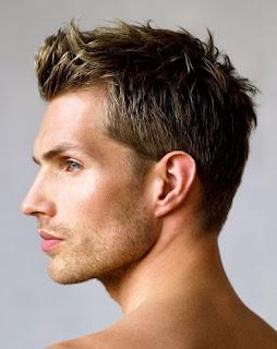 style rambut pendek lelaki terkini