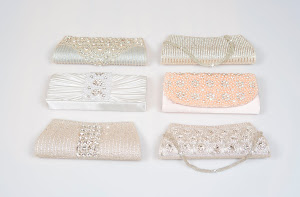 Crystal Coutures Bridal Clutches