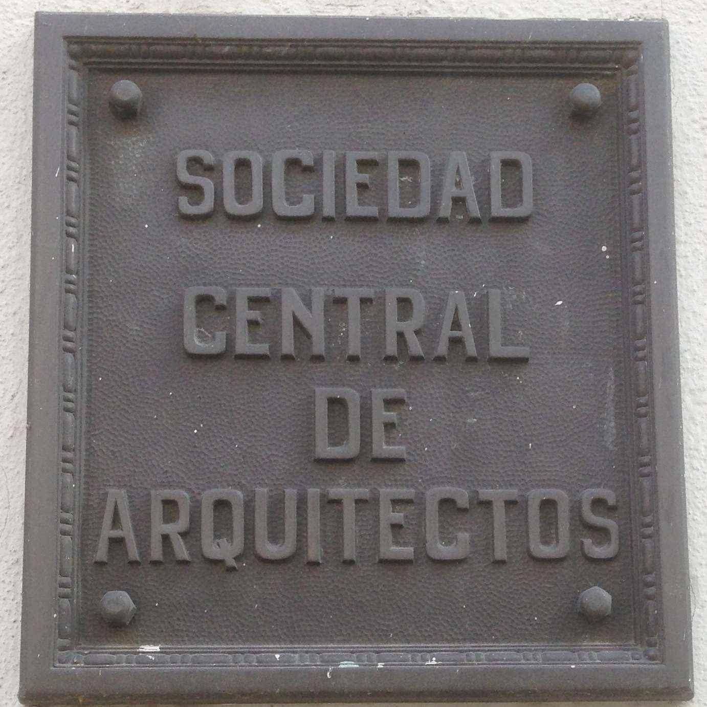 Mis restaurantes rest sociedad central de arquitectos - Sociedad de arquitectos ...