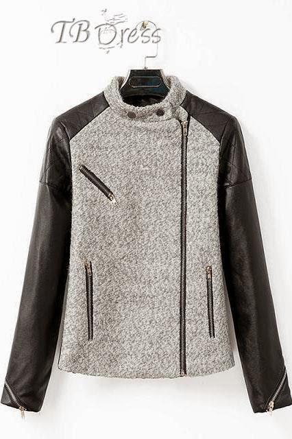 http://www.tbdress.com/product/Contrast-Color-Oblique-Zipper-Patchwork-Jacket-11003416.html