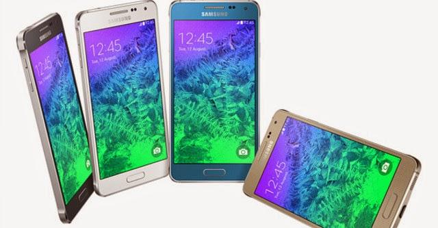 Samsung chính thức công bố Galaxy Alpha