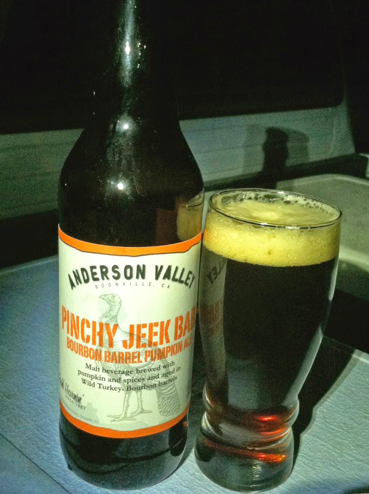 Anderson Valley Pinchy Jeek Barl 1