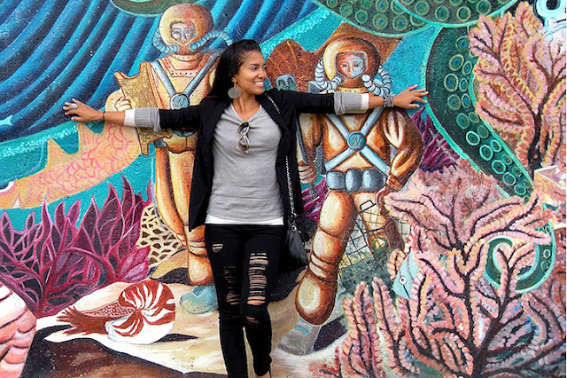 street art, travel, design, fashion, interview