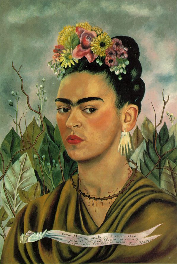 the feminist frida kahlo bubble my licorice