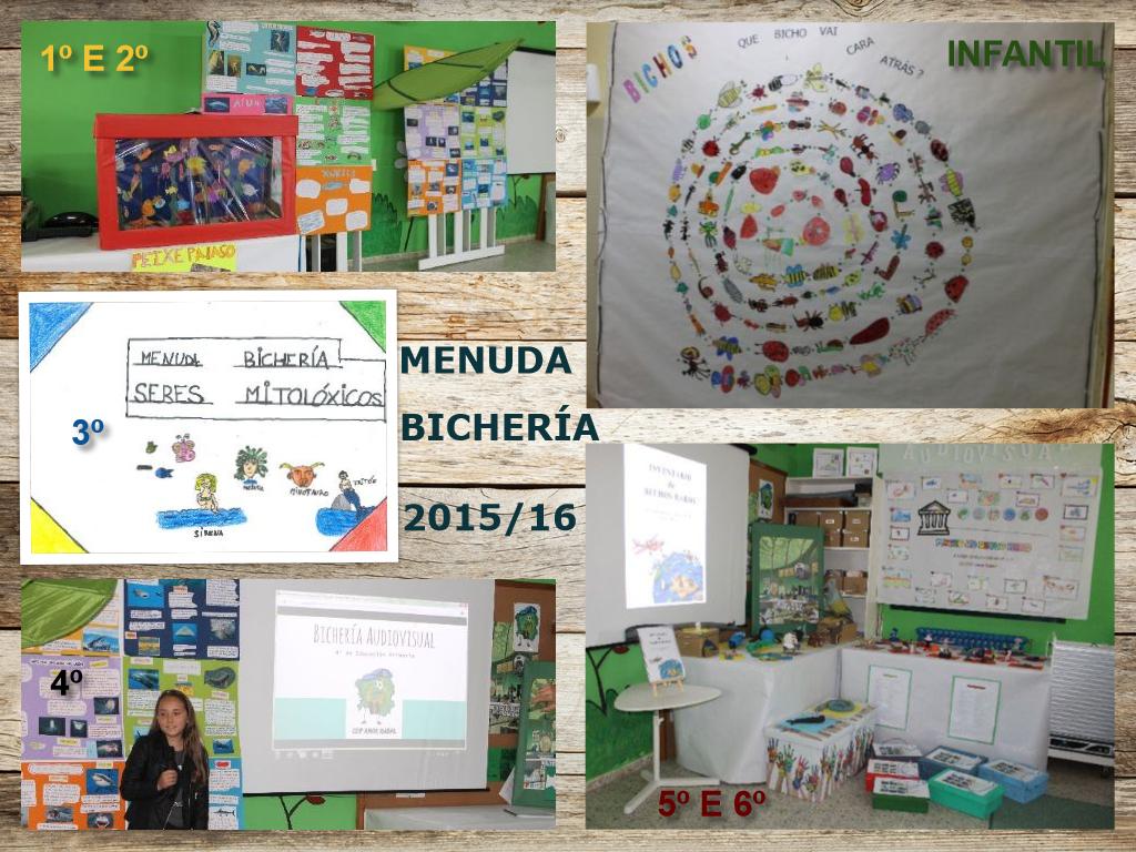 Proxecto Documental Integrado 2015/16