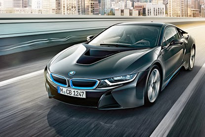 Bmw I8 Hybrid Supercar Price Started At Rs 1 5 Cr 171 Mobil3 World