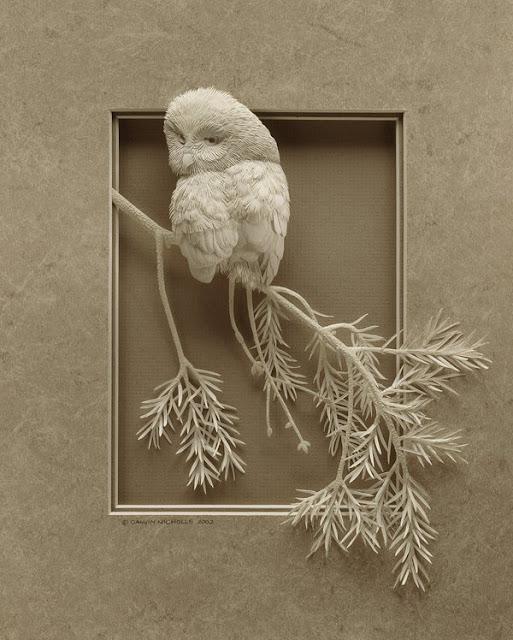 papersculpture281029 - Fantabulous Paper Sculptures