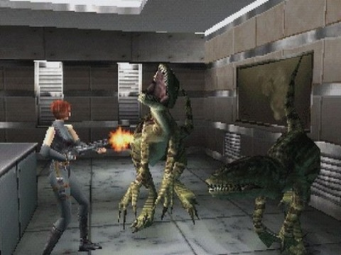Dino crisis 2 Fully Full Version PC Game