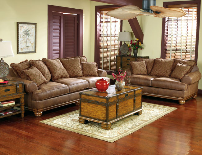 Rustic Living Room Furniture – Modern House