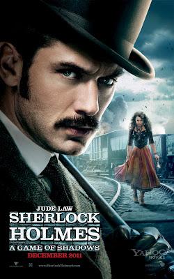 Sherlock Holmes – O Jogo de Sombras Legendado 2011
