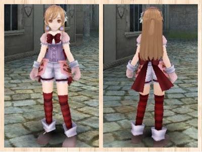 ハロウィンの衣 桃2+赤3