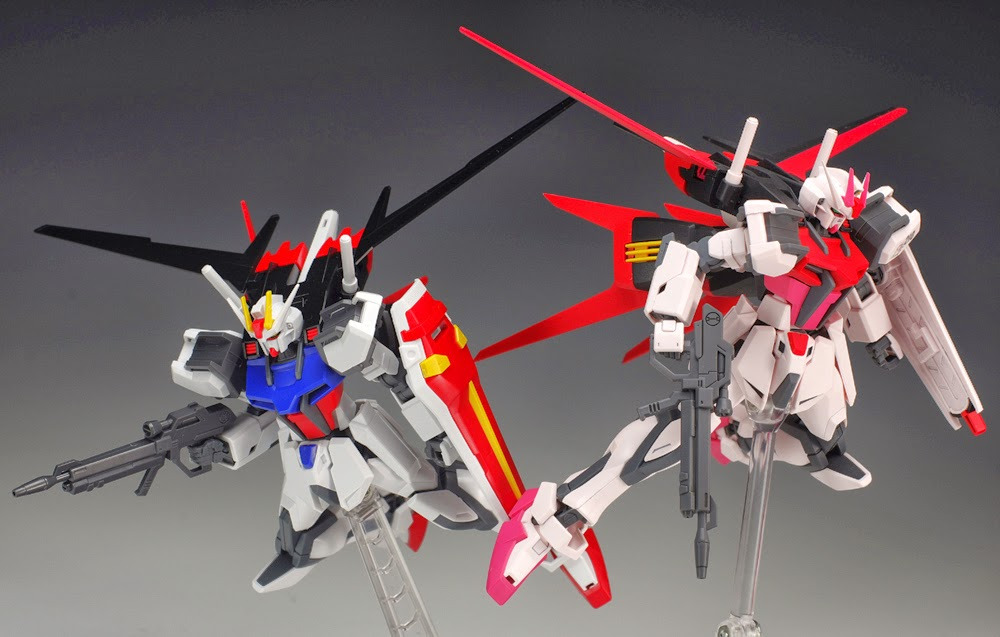 GUNDAM GUY HGCE 1144 Strike Rouge Review By Schizophonic