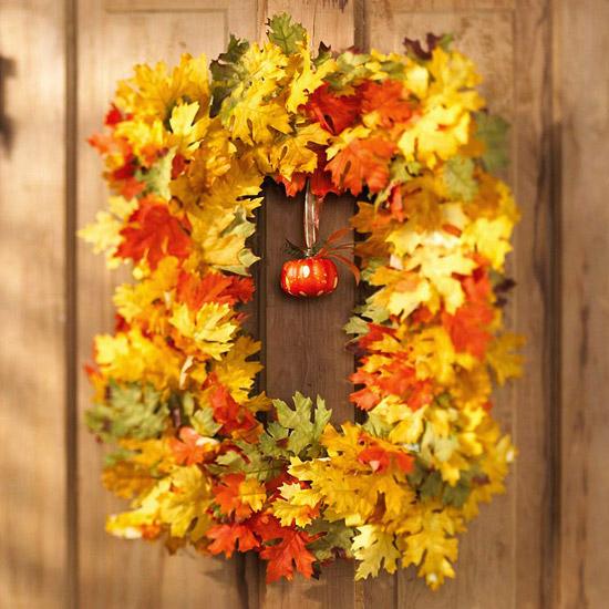 Glen Oaks Primitives Make Your Own Fall Wreaths Part Ii