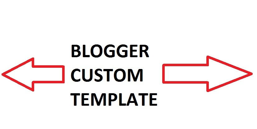 How to increase custom blogger template width | Customize your ...