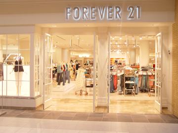 online stores like forever 21