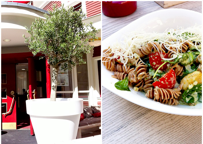 lovely places :: Vapiano Moulin Rouge