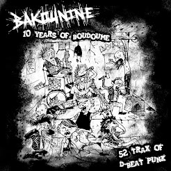 Out Now : CD - BAKOUNINE