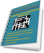 E-Book : Modul Santai Minda KHB Tingkatan 3 - Untuk Guru