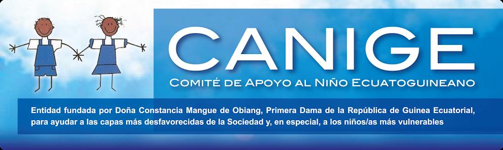 CANIGE (Comité de Apoyo al Niño Ecuatoguineano)