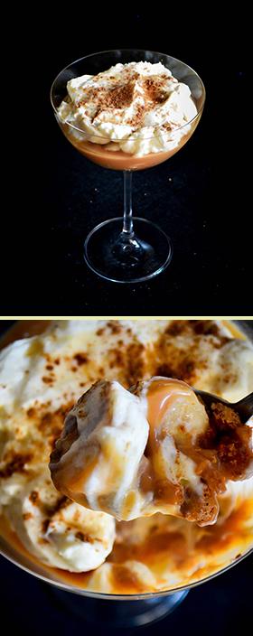 Banoffee na taça: a minha sobremesa preferida no momento