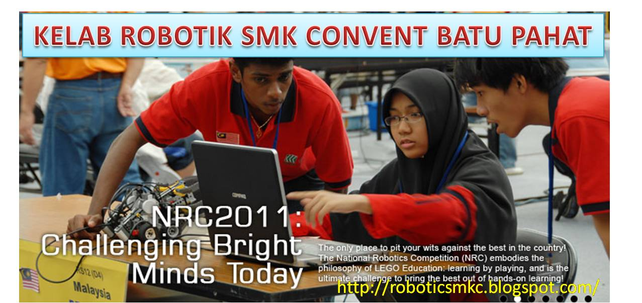 Kelab Robotik SMK Convent Batu Pahat