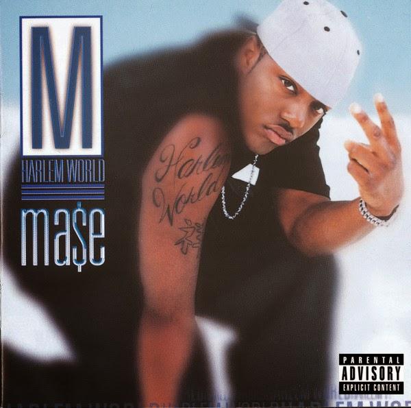 Mase - Harlem World  Cover