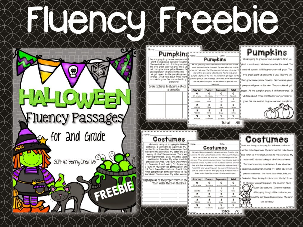 http://www.teacherspayteachers.com/Product/Halloween-Fluency-Freebie-1483387
