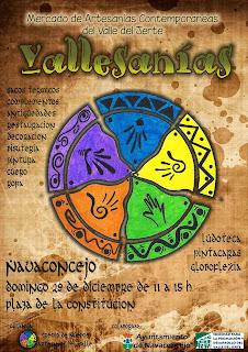 VALLESANÍAS en Navaconcejo