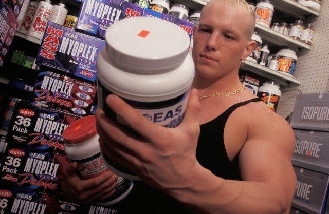 Suplementos para ganar masa muscular rápido