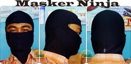 Masker Ninja Balaclava UMISJ
