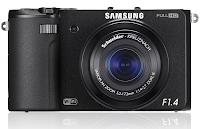 Samsung EX2F Front