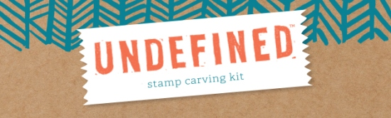 Undefined stamp carving kit by Stampin' Up!