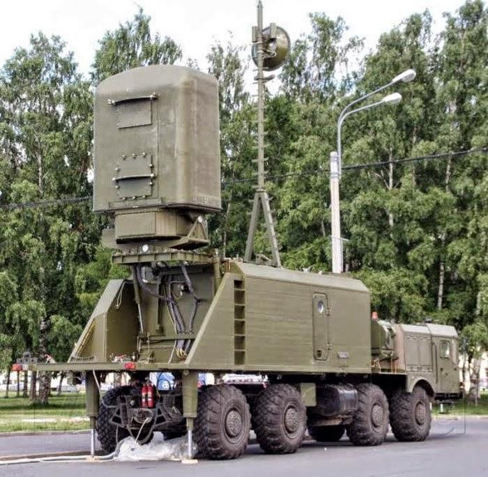 Monolith-B target reconnaissance and designation