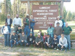 Experiencias aprendidas en los EEUU en tema forestal serian aplicadas en Loreto