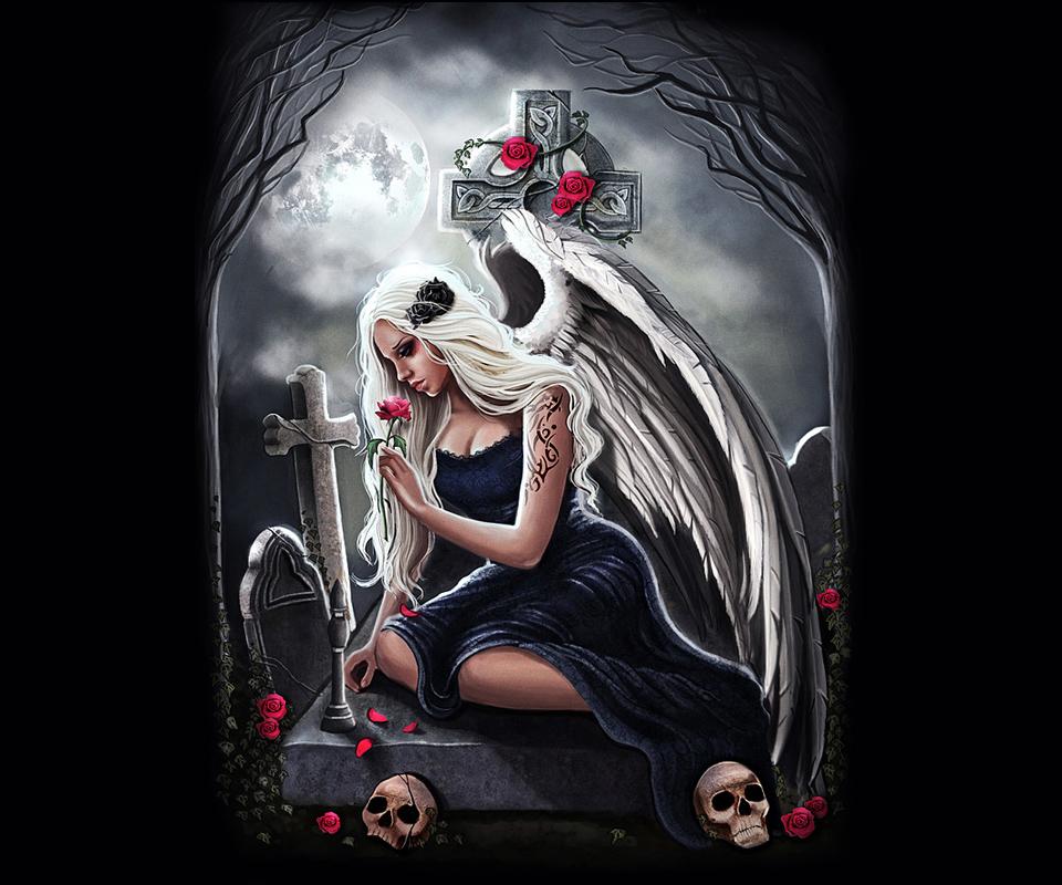 goth erotic fantasy