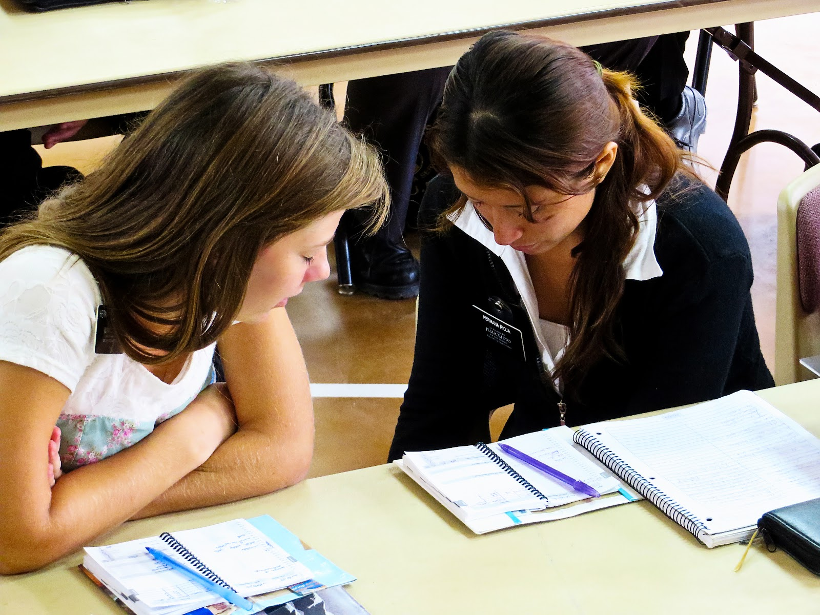 LDS Sister missionaries - Mormon Sister Missionaries Honduras