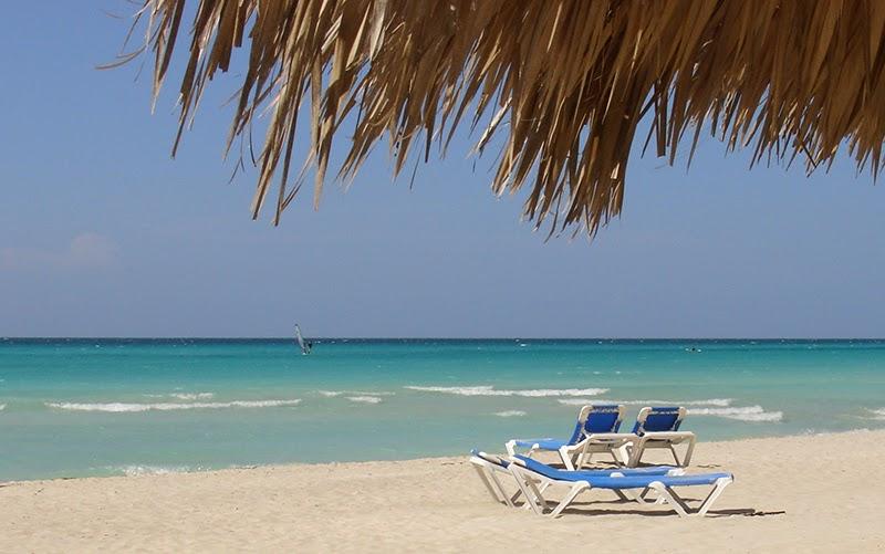 Photo de la plage à Varadero, Cuba