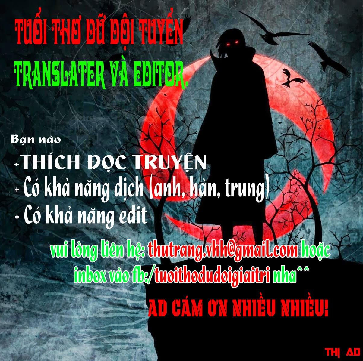 Blood X Blood - Huyết Tộc Truyền Thuyết Chap 1 - Next Chap 2
