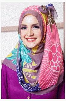 Foto Hijab Modern Zoya Terbaru