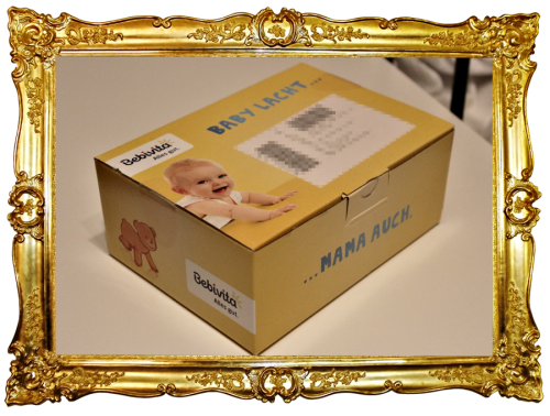 baby geboren gratis paket