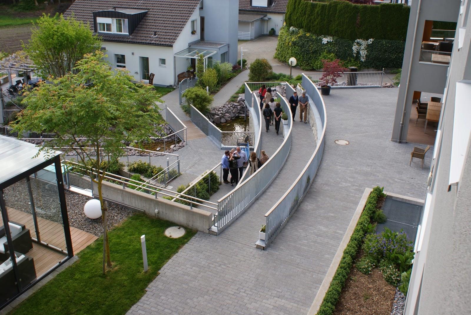 Residencia de 3a edad Sonweid en Zurich